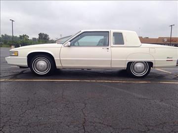 1990 Cadillac Fleetwood for sale in Jackson, MI