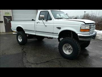 1996 Ford F-350 for sale at HUFF AUTO GROUP in Jackson MI