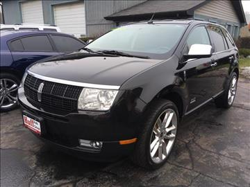 2010 Lincoln MKX for sale at HUFF AUTO GROUP in Jackson MI