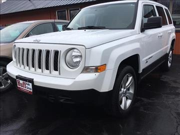 2011 Jeep Patriot for sale at HUFF AUTO GROUP in Jackson MI