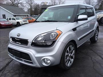 2013 Kia Soul for sale at HUFF AUTO GROUP in Jackson MI