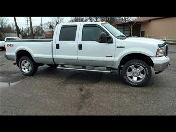 2007 Ford F-350 Super Duty for sale at HUFF AUTO GROUP in Jackson MI