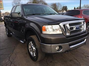 2007 Ford F-150 for sale at HUFF AUTO GROUP in Jackson MI