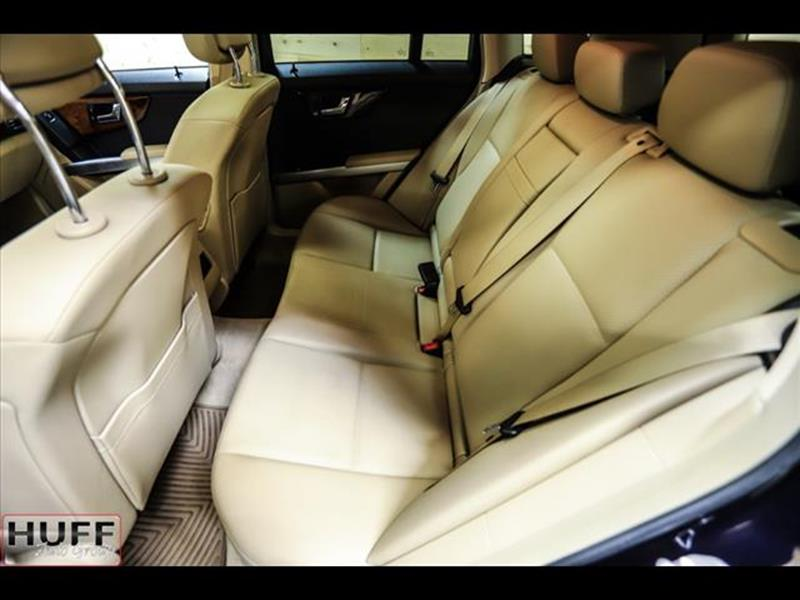 2010 Mercedes-Benz GLK for sale at HUFF AUTO GROUP in Jackson MI