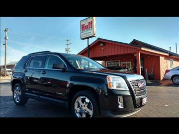 2013 GMC Terrain for sale at HUFF AUTO GROUP in Jackson MI