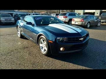 2012 Chevrolet Camaro for sale at HUFF AUTO GROUP in Jackson MI