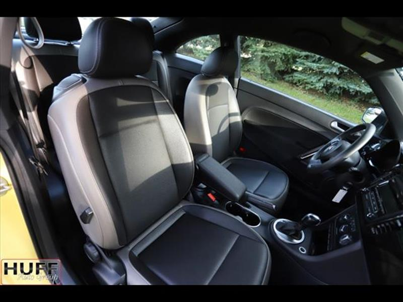 2015 Volkswagen Beetle for sale at HUFF AUTO GROUP in Jackson MI