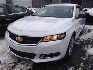 2016 Chevrolet Impala for sale at HUFF AUTO GROUP in Jackson MI