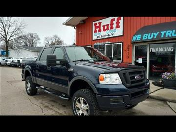 2005 Ford F-150 for sale at HUFF AUTO GROUP in Jackson MI
