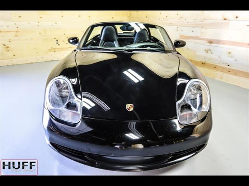2003 Porsche Boxster for sale at HUFF AUTO GROUP in Jackson MI
