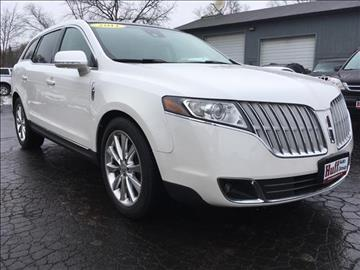 2011 Lincoln MKT for sale at HUFF AUTO GROUP in Jackson MI