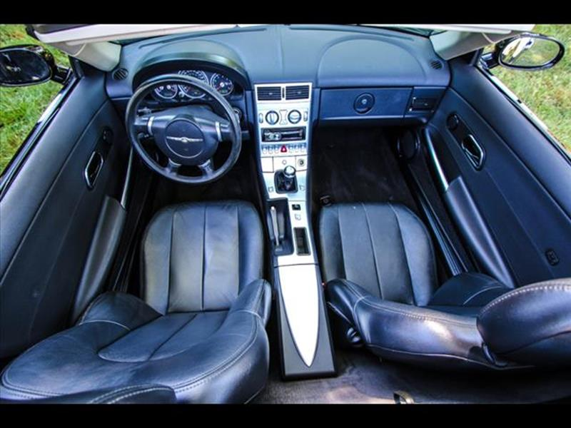 2005 Chrysler Crossfire for sale at HUFF AUTO GROUP in Jackson MI