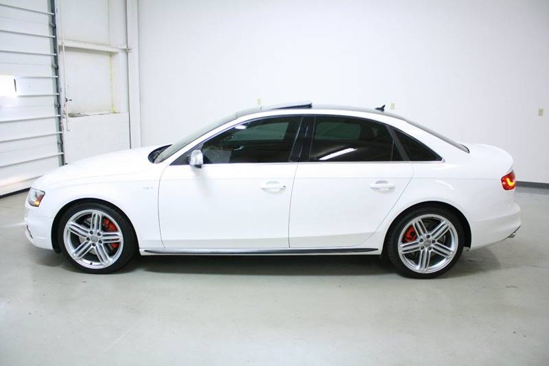 2013 Audi S4 AWD 3.0T quattro Premium Plus 4dr Sedan 7A - Holland MI