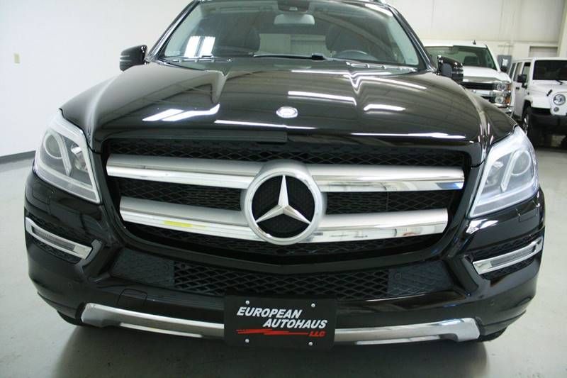 2014 Mercedes-Benz GL-Class AWD GL 450 4MATIC 4dr SUV - Holland MI
