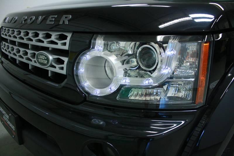 2012 Land Rover LR4 4x4 HSE 4dr SUV - Holland MI