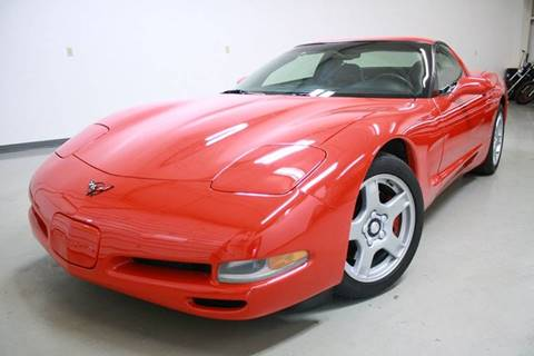 2000 Chevrolet Corvette for sale in Holland, MI