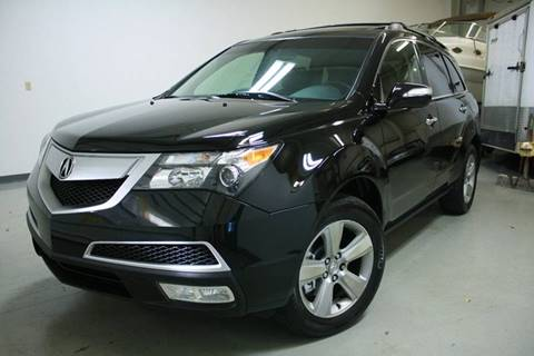 2010 Acura MDX for sale in Holland, MI