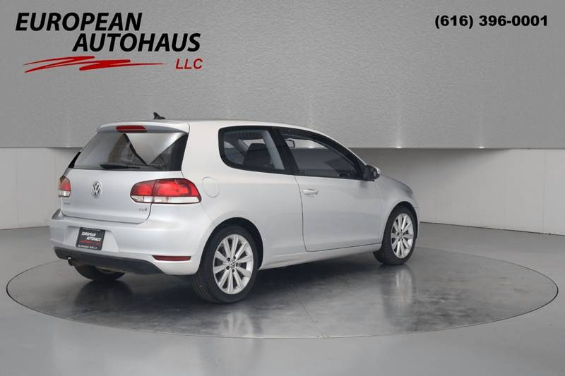 2012 Volkswagen Golf Tdi 2dr Hatchback 6a In Holland Mi