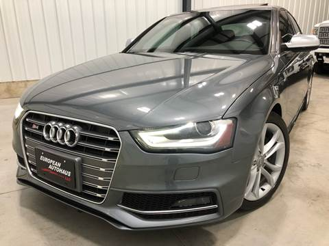 2013 Audi S4 for sale in Holland, MI