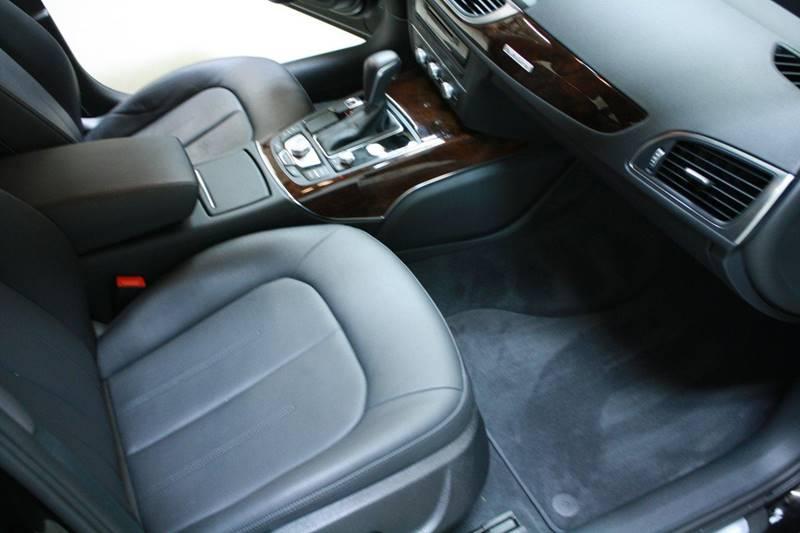 2016 Audi A6 AWD 2.0T quattro Premium Plus 4dr Sedan - Holland MI