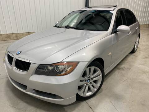 2006 BMW 3 Series for sale at EUROPEAN AUTOHAUS, LLC in Holland MI