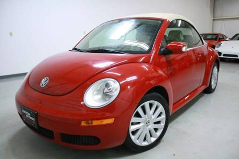 2008 Volkswagen New Beetle for sale in Holland, MI