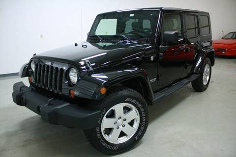 2010 Jeep Wrangler Unlimited for sale in Holland, MI