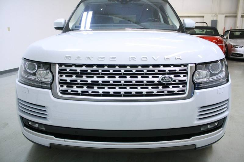 2017 Land Rover Range Rover AWD Supercharged 4dr SUV - Holland MI