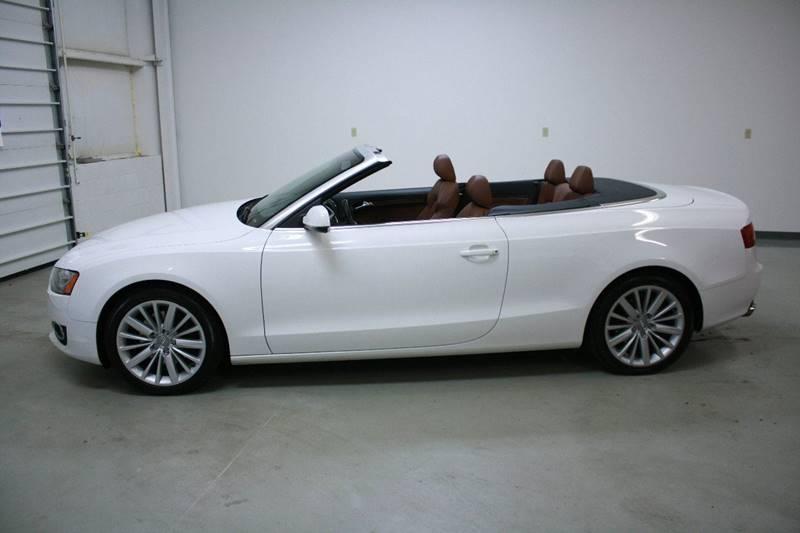 2010 Audi A5 AWD 2.0T quattro Prestige 2dr Convertible - Holland MI