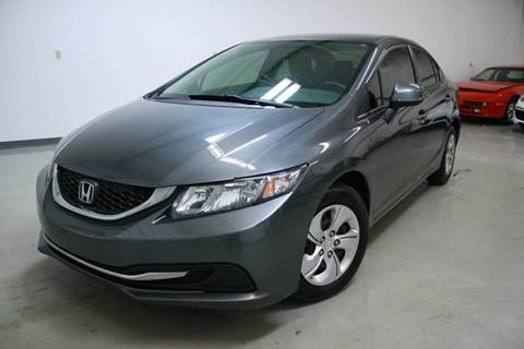 2013 Honda Civic for sale in Holland, MI