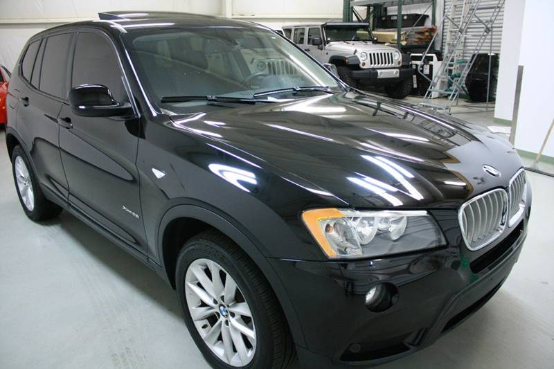2014 BMW X3 AWD xDrive28i 4dr SUV - Holland MI