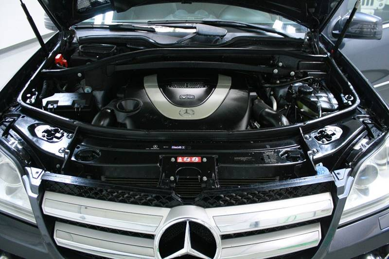2011 Mercedes-Benz GL-Class AWD GL 450 4MATIC 4dr SUV - Holland MI