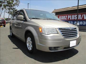 2008 Chrysler Town and Country for sale in National City, CA