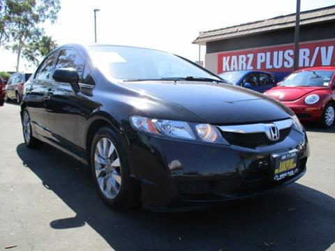 2011 Honda Civic for sale in National City, CA