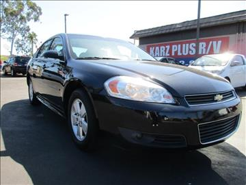 2011 Chevrolet Impala for sale in National City, CA