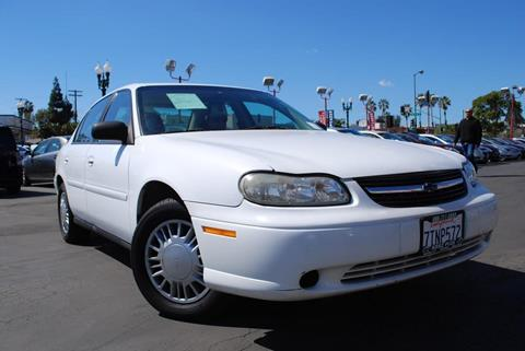 2001 Chevrolet Malibu for sale in National City, CA