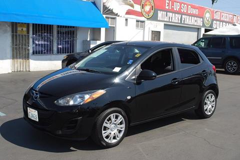 2013 Mazda MAZDA2 for sale in National City, CA
