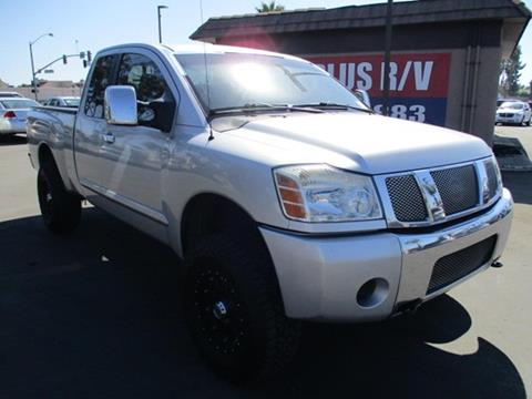 2007 Nissan Titan for sale in National City, CA