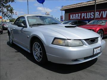 2004 Ford Mustang for sale in National City, CA