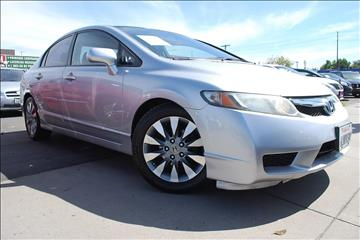 2010 Honda Civic for sale in National City, CA