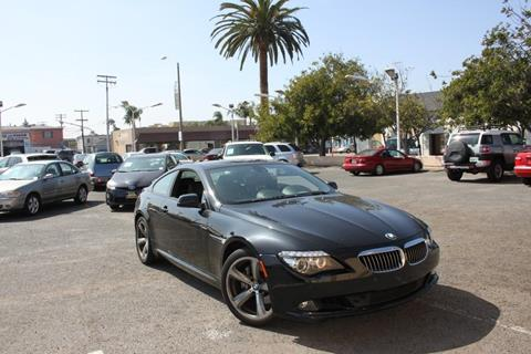2010 BMW 6 Series for sale in National City, CA