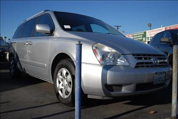 2008 Kia Sedona for sale in National City, CA