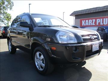 2008 Hyundai Tucson for sale in National City, CA