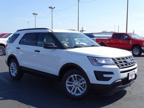2017 Ford Explorer for sale in Forsyth, GA