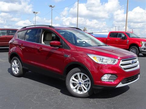 2018 Ford Escape for sale in Forsyth, GA