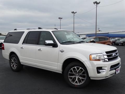 2017 Ford Expedition EL for sale in Forsyth, GA