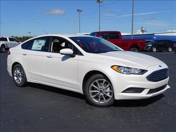 2017 Ford Fusion for sale in Forsyth, GA