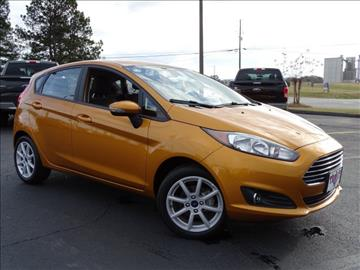 2016 Ford Fiesta for sale in Forsyth, GA