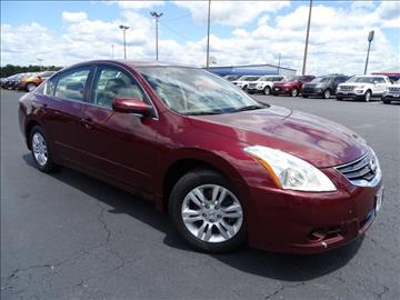2011 Nissan Altima for sale in Forsyth, GA