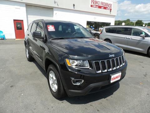 2016 Jeep Grand Cherokee for sale in Prince Frederick, MD